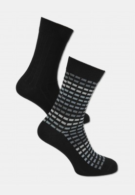 Herrensocken 2er Pack