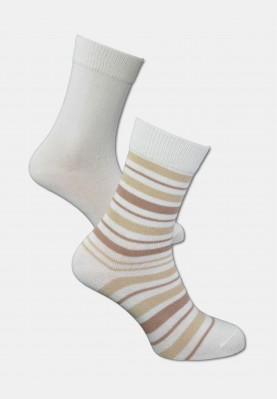 Damensocken 2er Pack