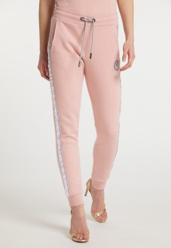 Damen Basic Sweathose Rosa | XS/34